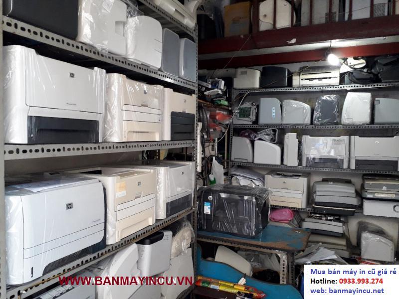 Bán máy in cũ giá rẻ