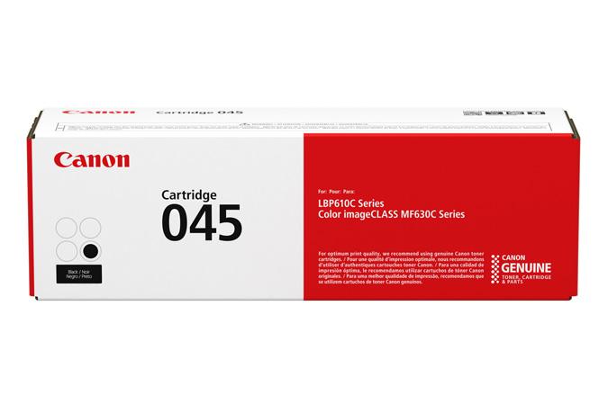 Mực in Canon 045 Black Toner Cartridge (EP-045Bk)