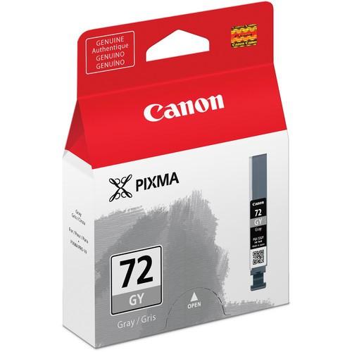 Mực in Canon PGI 72 Gray Ink Tank