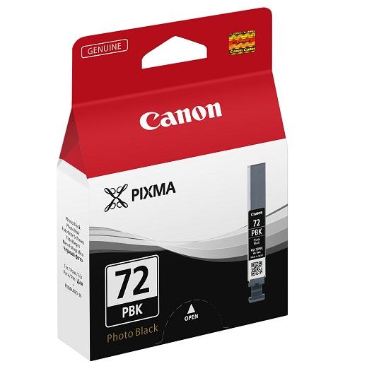 Mực in Canon PGI 72 Photo Black Ink Tank