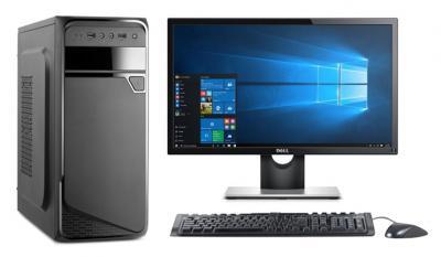 Bộ máy tính H61/ G2010/ram 4gb/HDD 250 + Màn 20