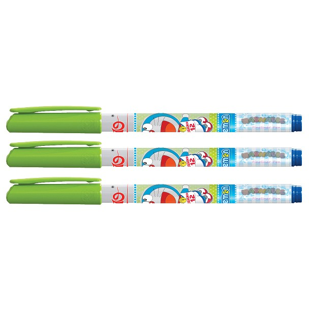 Bút lông kim Thiên Long FL-08/DO Doremon