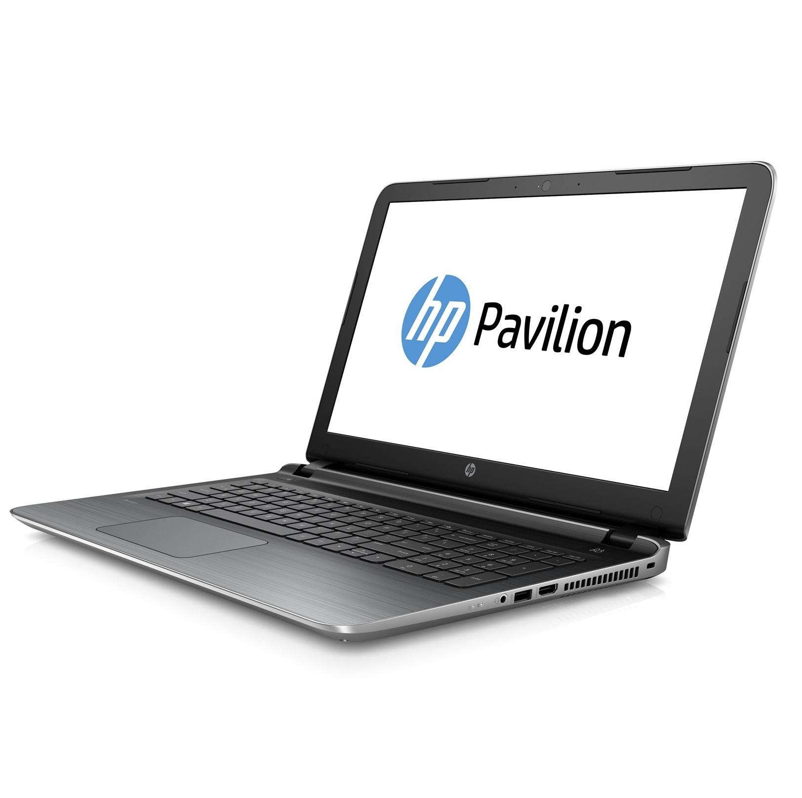 Laptop HP Core i7 Pavilion 15-ab254TX P3V38PA (Silver)