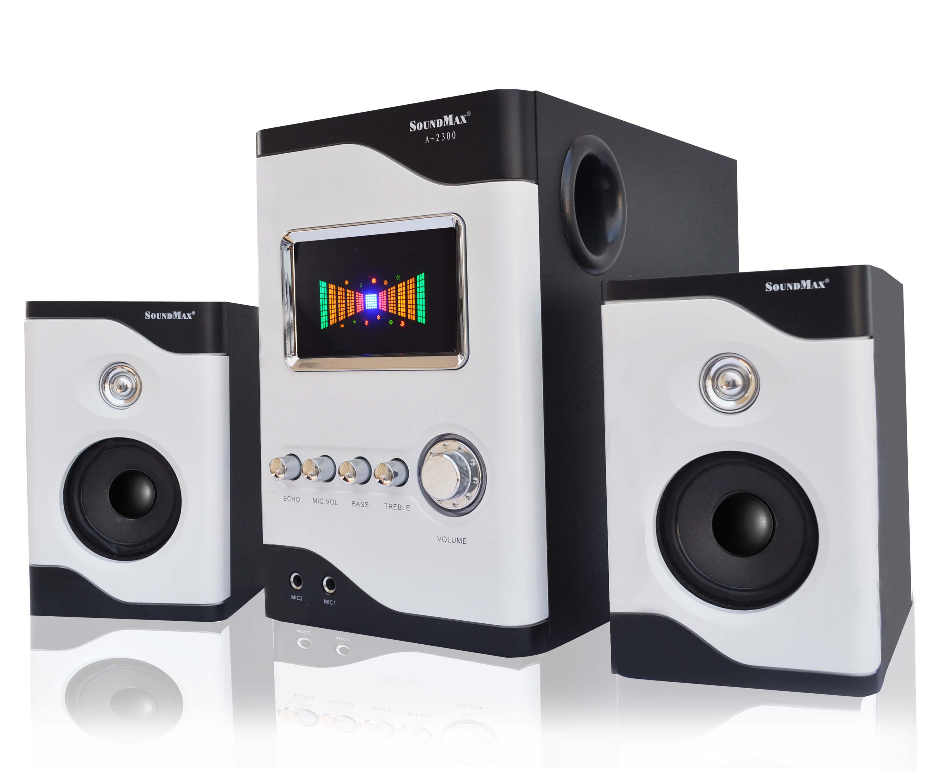 Loa SoundMax A2300/2.1