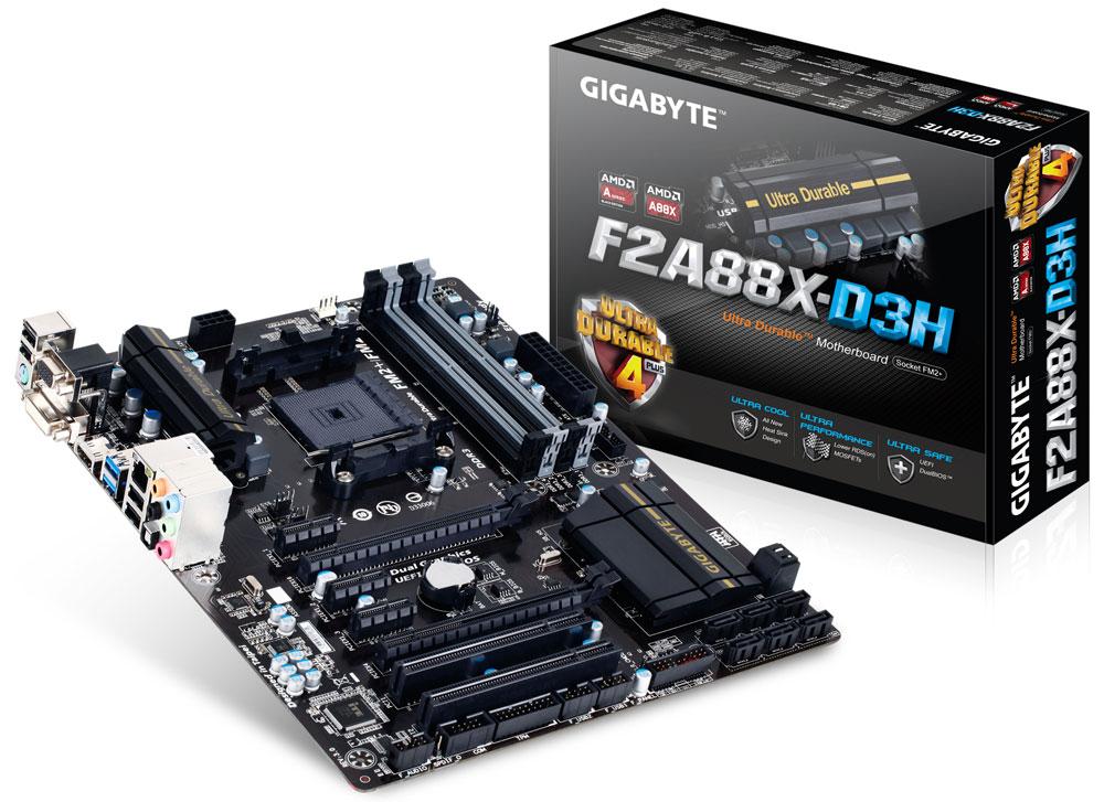Main Gigabyte GA-F2A88X-D3H, Socket FM2+ (GA-F2A88X-D3H)