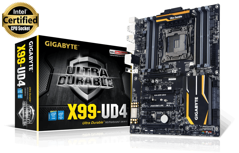 MAin Gigabyte GA-X99-UD4, Socket 2011 (GA-X99-UD4)
