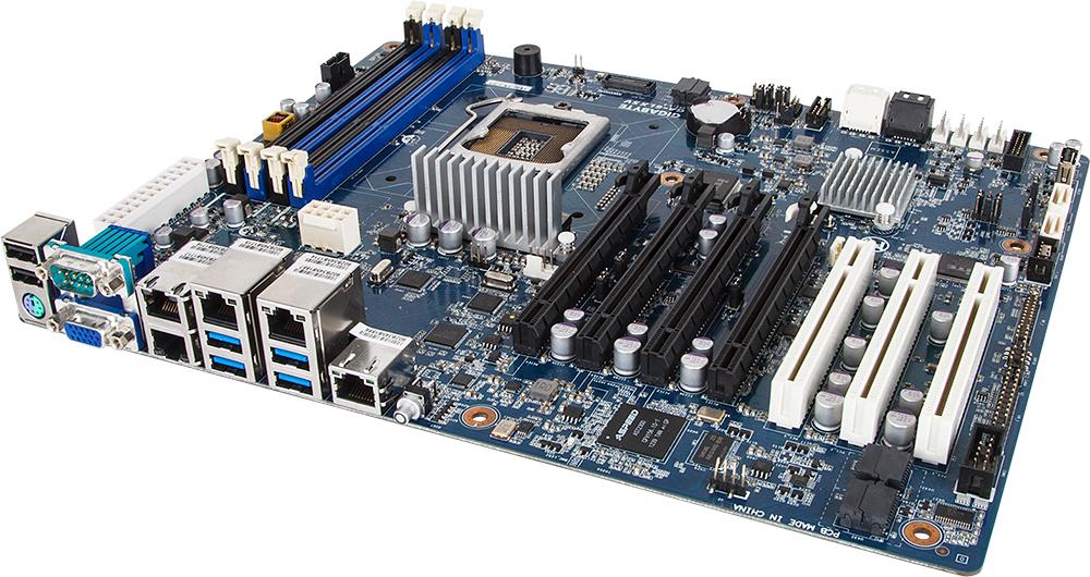 Main Server Gigabyte GA-6LXSV, Socket 1150 (GA-6LXSV)