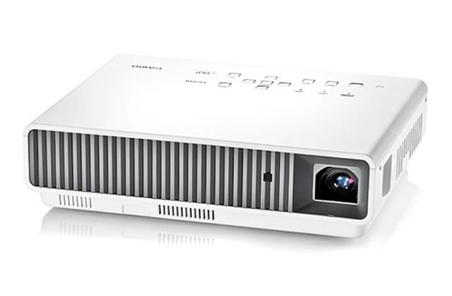 Máy chiếu công nghệ Laser & LED Casio XJ-M246, độ sáng 2,500 ANSI Lumens (XJ-M246)