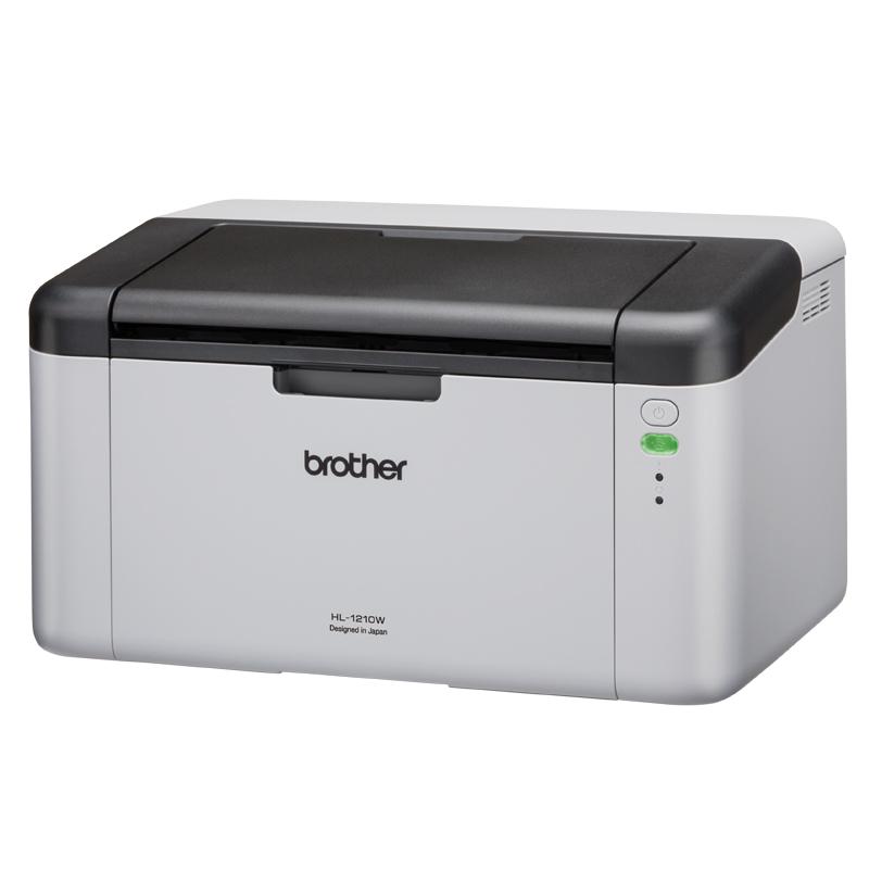 Máy in Brother HL-1201, Laser trắng đen