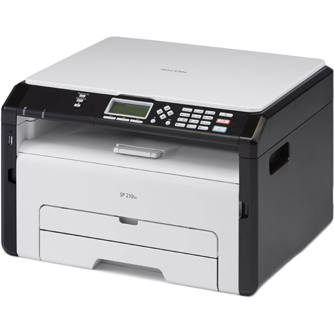 Máy in đa năng Ricoh SP-210SU, (Print / Copy / Scan )