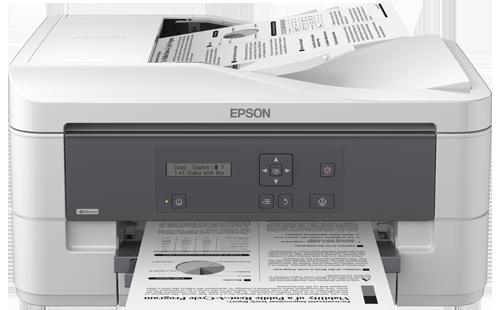 Máy in Epson K300, In, Scan, Copy, In phun trắng đen