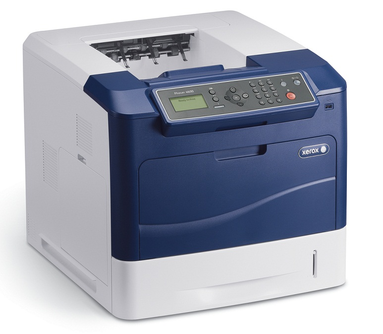 Máy in Fuji Xerox Phaser 4600n, Network, Laser trắng đen