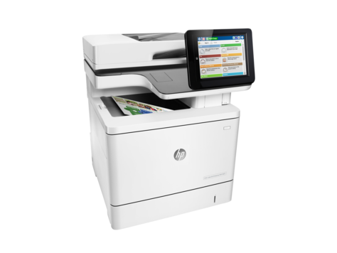 Máy in HP Color LaserJet Enterprise MFP M577f (B5L47A)