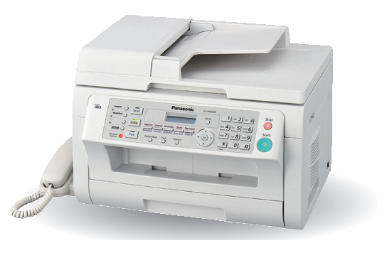 Máy in Panasonic KX MB2025, In, Scan, Copy, Fax, Telephone