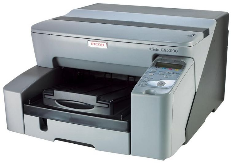 Máy in Ricoh Aficio GX3050 GelSprinter Color Printer