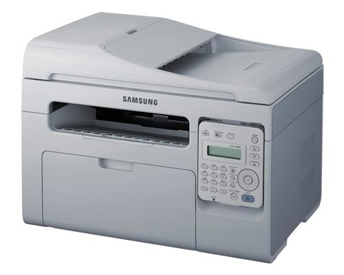 Máy in Samsung SCX 3401F, In Scan, Copy, Fax, Laser trắng đen