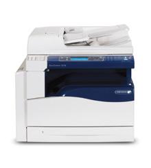 Máy Photocopy Fuji Xerox DocuCentre 2058, In, Scan, Copy, Network, trắng đen