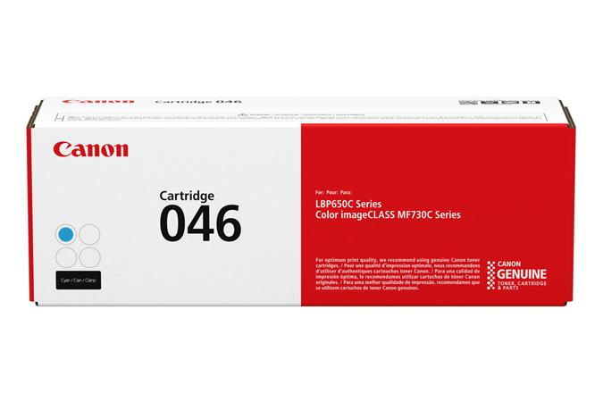 Mực in Canon 046 Cyan Toner Cartridge (EP-046C)
