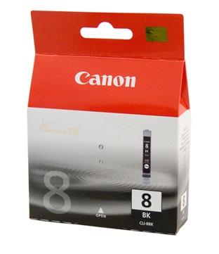 Mực in Canon CLI 8 Black Ink Tank