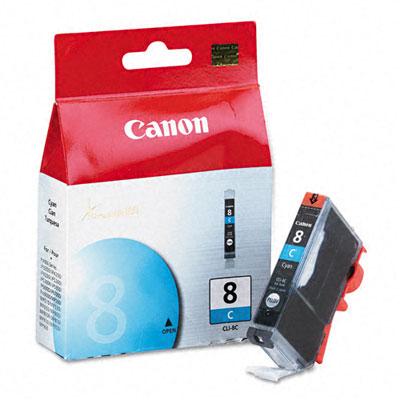 Mực in Canon CLI 8 Cyan Ink Tank