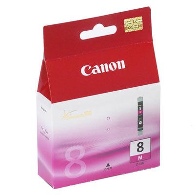 Mực in Canon CLI 8 Magenta Ink Tank