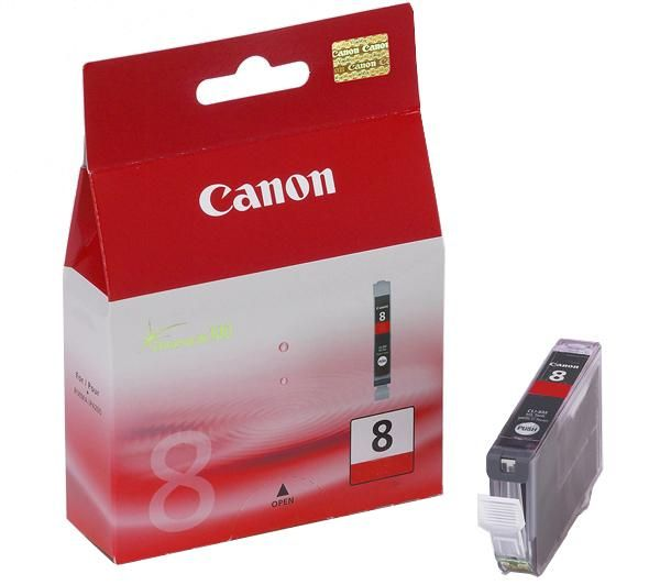 Mực in Canon CLI 8 Red Ink Tank