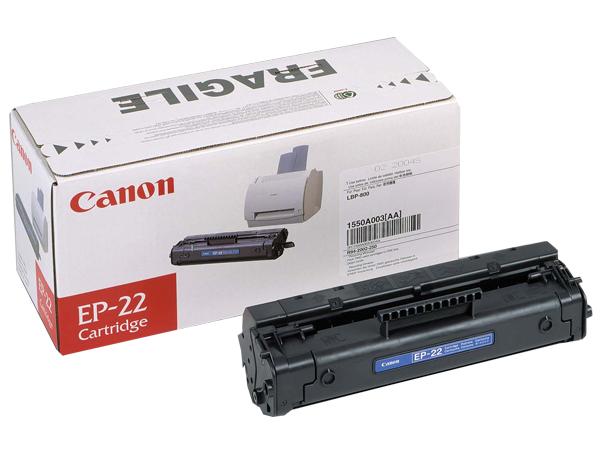 Mực in Canon EP 22 Black Toner Cartridge