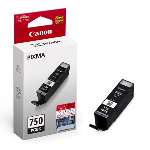 Mực in Canon PGI 750 Pigment Black Ink Tank