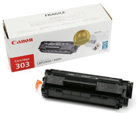Mực in chính hãng Canon 303, Black Toner Cartridge