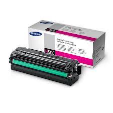 Mực in Samsung CLT-M506L Magenta Toner (3,500 pages)