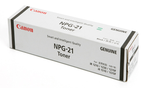 Mực Photocopy Canon NPG 21Black Toner (NPG 21)