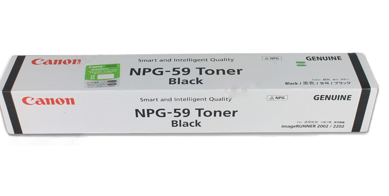 Mực photocopy Canon NPG-59, Black Toner Cartridge (NPG59)