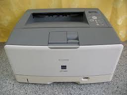Driver - Phần mềm máy in laser A3 Canon LBP3980