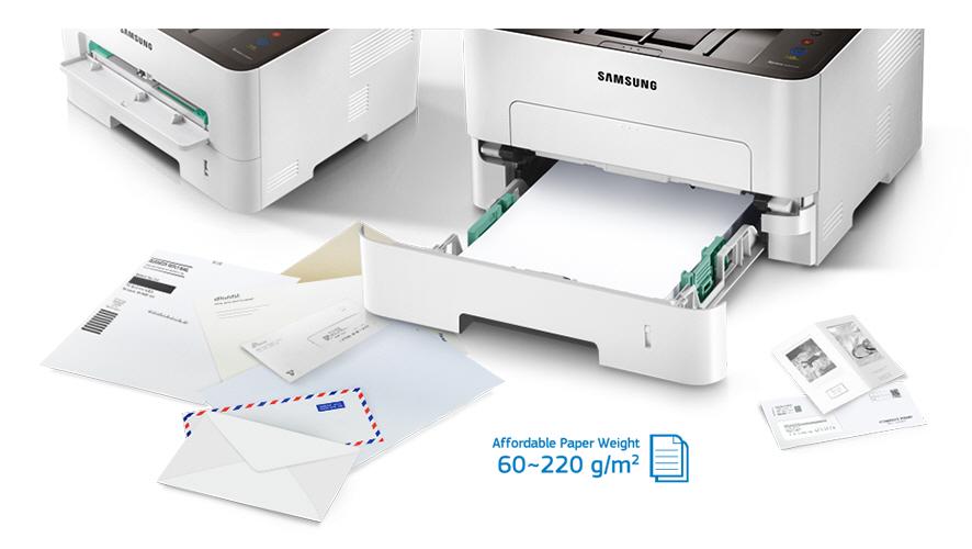 In với các loại giấy nhiều hơn cho tất cả các loại sử dụng
